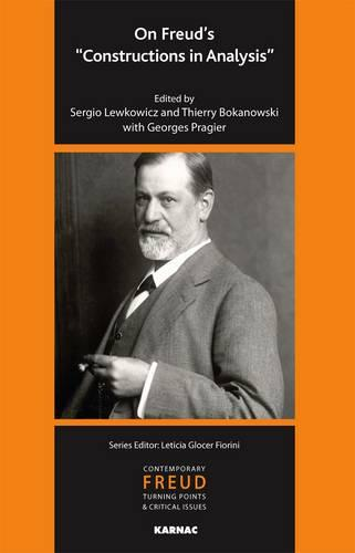 On Freud's Constructions in Analysis (Paperback)