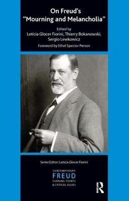 "On Freud's ""Mourning and Melancholia"" (Paperback)"