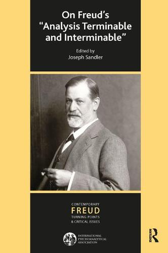 """On Freud's """"Analysis Terminable and Interminable"""" (Paperback)"""