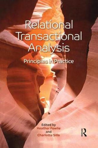 Relational Transactional Analysis: Principles in Practice (Paperback)