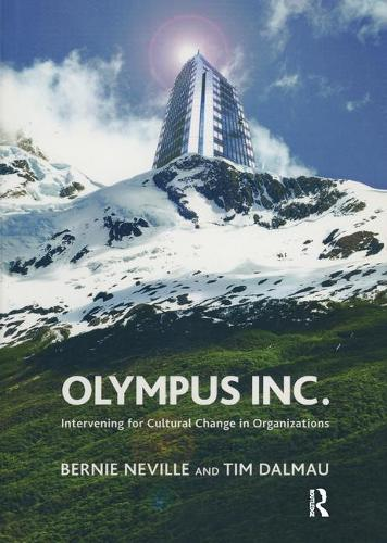 Olympus Inc: Intervening for Cultural Change in Organizations (Paperback)