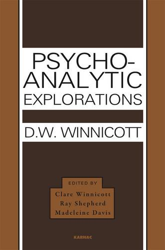 Psycho-Analytic Explorations (Paperback)