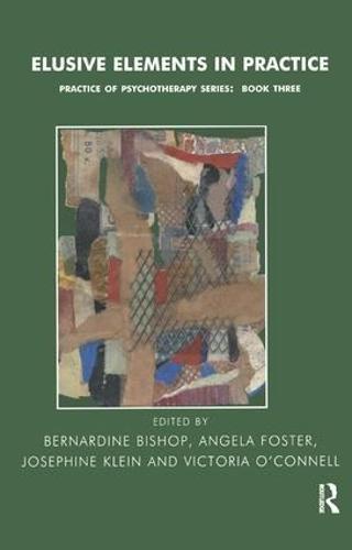 Elusive Elements in Practice (Paperback)
