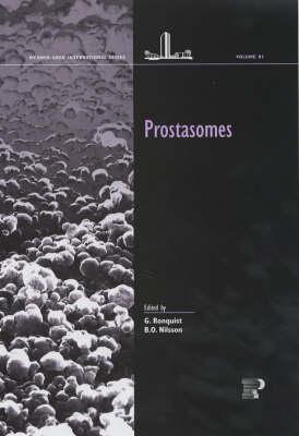 Prostasomes - Wenner-Gren International Series v.81 (Hardback)
