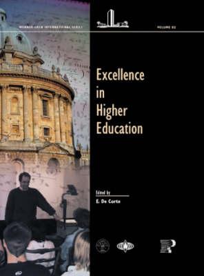 Excellence in Higher Education - Wenner-Gren International Series v. 82 (Hardback)