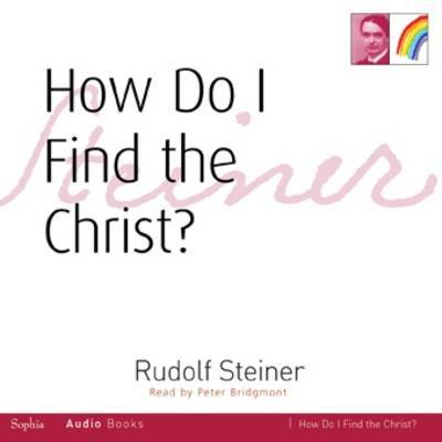 How Do I Find the Christ? (CD-Audio)