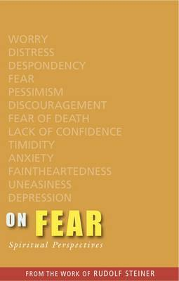 On Fear: Spiritual Perspectives (Paperback)