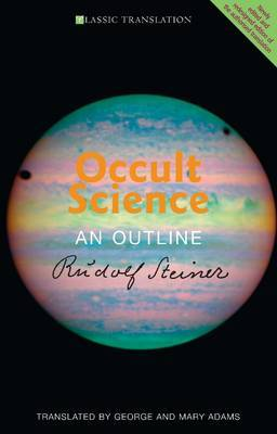 Occult Science: An Outline (Paperback)