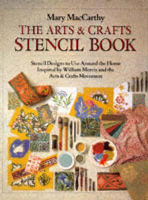 ARTS & CRAFTS STENCIL BOOK (Paperback)