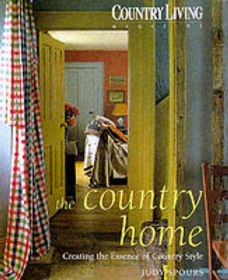 COUNTRY LIVING HOME (Paperback)