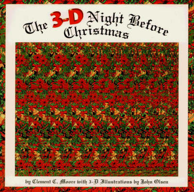 The 3-D Night before Christmas (Paperback)
