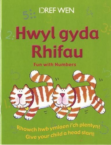 Hwyl gyda Rhifau (Paperback)