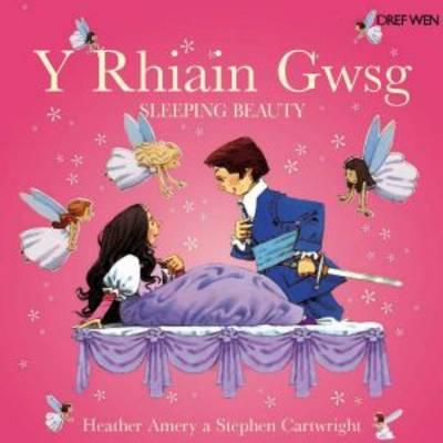 Rhiain Gwsg, Y/Sleeping Beauty (Paperback)