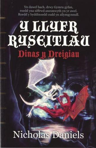 Llyfr Ryseitiau, Y - Dinas y Dreigiau (Paperback)