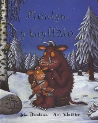 Plentyn y Gryffalo (Hardback)