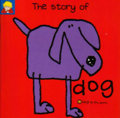 BANG ON THE DOOR DOG (Paperback)