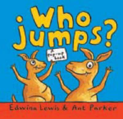 WHO JUMPS? (Hardback)