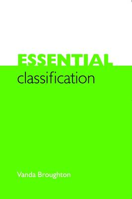 Essential Classification (Paperback)