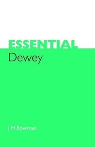 Essential Dewey (Paperback)