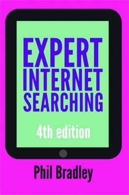 Expert Internet Searching (Paperback)