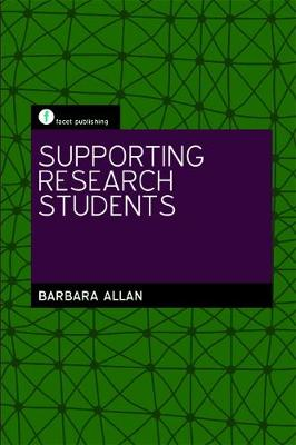 Supporting Research Students (Paperback)