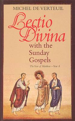 Lectio Divina with the Sunday Gospels: Year A: Year A (Paperback)