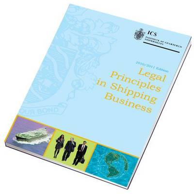 Legal Principles in Shipping Business 2010-2011 (Paperback)