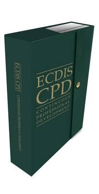 ECDIS CPD Log (Leather / fine binding)