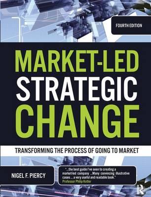 Market-Led Strategic Change (Hardback)