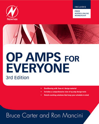 Op Amps for Everyone (Paperback)