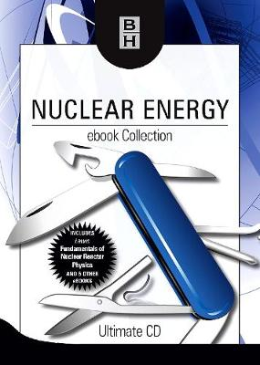 Nuclear Energy Ebook Collection: Ultimate CD (CD-ROM)