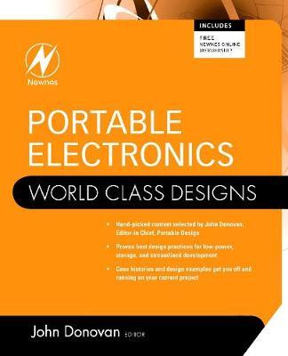 Portable Electronics: World Class Designs - World Class Designs (Paperback)