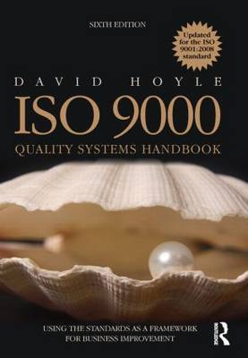 ISO 9000 Quality Systems Handbook - updated for the ISO 9001:2008 standard (Paperback)
