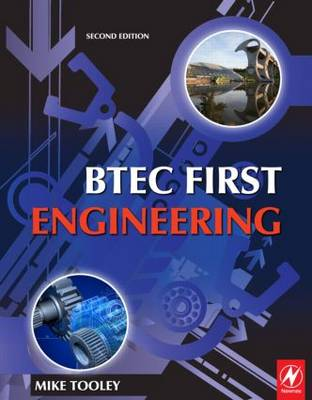 BTEC First Engineering, 2nd ed (Paperback)