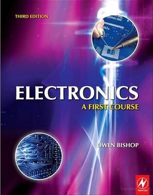 Electronics: A First Course, 3rd ed: A First Course (Paperback)