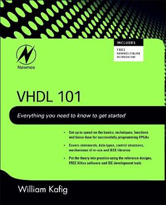 VHDL 101: Everything you Need to Know to Get Started (Paperback)