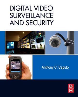 Digital Video Surveillance and Security (Paperback)
