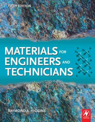 Materials for Engineers and Technicians (Paperback)