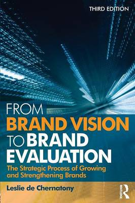 From Brand Vision to Brand Evaluation (Paperback)
