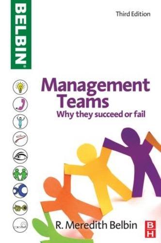 Management Teams (Paperback)
