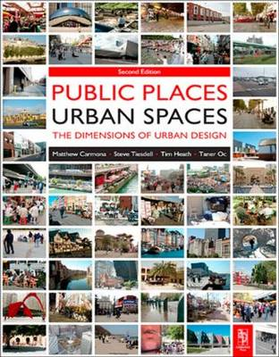 Public Places Urban Spaces (Paperback)