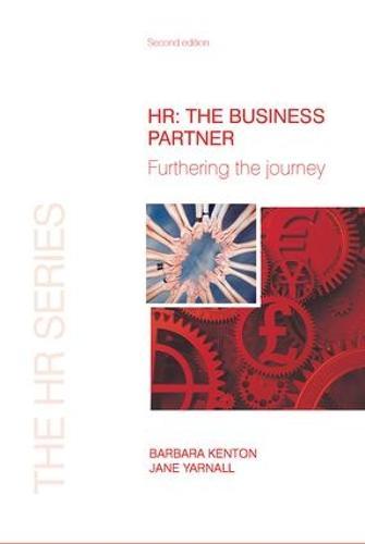 HR: The Business Partner (Paperback)
