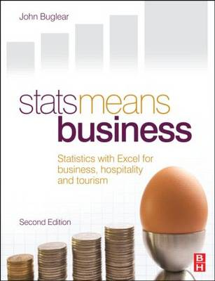 Stats Means Business 2nd edition (Paperback)