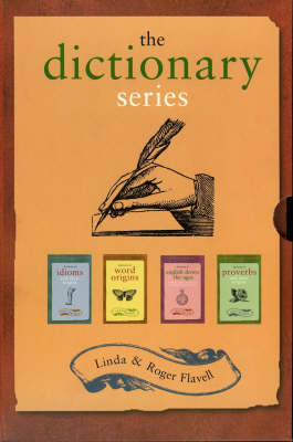 Dictionary Series: Dictionary of Idioms, Proverbs, Word Origins, English Down the Ages - Dictionary (Paperback)