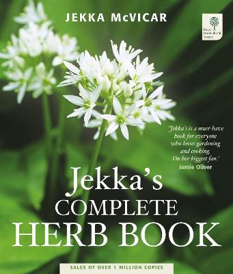 Jekka's Complete Herb Book (Paperback)