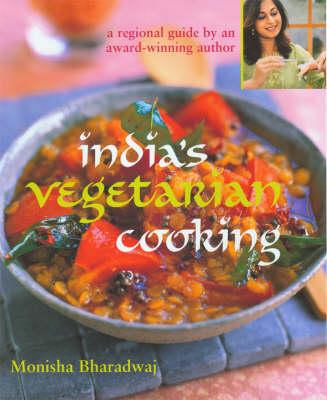 India's Vegetarian Cooking (Paperback)