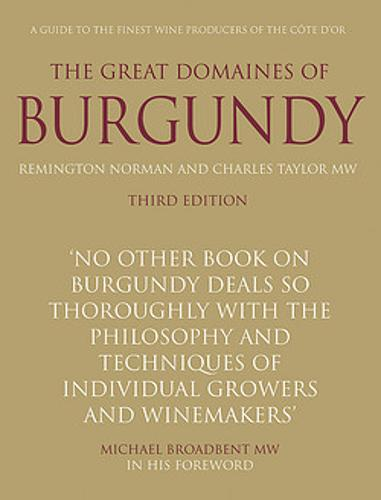 The Great Domaines of Burgundy: revised edition (Hardback)