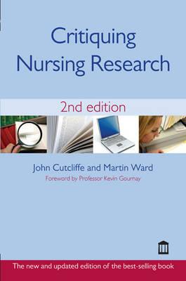 Critiquing Nursing Research (Paperback)