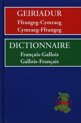 Geiriadur Ffrangeg-Cymraeg, Cymraeg-Ffrangeg / Dictionnaire Francais-Gallois, Gallois-Francais (Hardback)