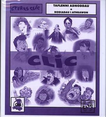 Cyfres Clic: Taflenni Adnoddau a Nodiadau i Athrawon (Hardback)